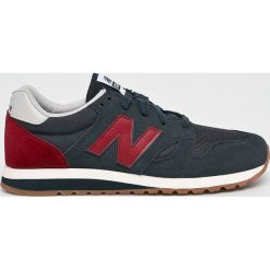 New Balance - Buty U520EJ. Czarne buty skate męskie New Balance, z gumy, na sznurówki. W wyprzedaży za 319,90 zł.