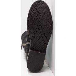 A.S.98 Muszkieterki nero. Czarne buty zimowe damskie A.S.98, z materiału. Za 1469,00 zł.