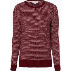 Marie Lund - Sweter damski, czerwony. Czerwone swetry klasyczne damskie Marie Lund, m, z dzianiny, z okrągłym kołnierzem. Za 179,95 zł.