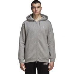 Bejsbolówki męskie: Adidas Bluza adidas Originals Trefoil FLC Hoodie DN6015 DN6015 szary M