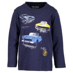 Blue Seven Koszulka Chłopięca Z Autami 92 Niebieski. Niebieskie t-shirty chłopięce Blue Seven, z bawełny. Za 49,00 zł.