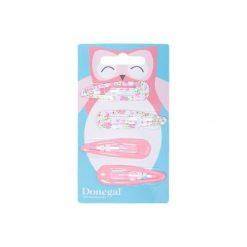 Donegal SPINKA do włosów Pastel-Pink 4szt FA-5556. Różowe ozdoby do włosów Donegal. Za 4,83 zł.