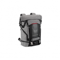 Torby na laptopa: ACER PREDATOR GAMING ROLLTOP BACKPACK GRAY BLACK