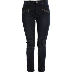 More & More Jeansy Slim Fit black blue. Szare rurki damskie More & More. W wyprzedaży za 224,95 zł.