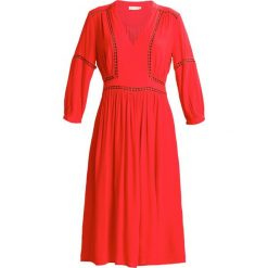 Sukienki hiszpanki: See u Soon Sukienka letnia red