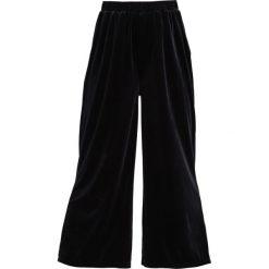 Boyfriendy damskie: Tiger of Sweden Jeans ANNORA   Spodnie materiałowe black
