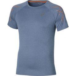 Asics Koszulka Stripe Top grafitowa r. M (126236 8151). Szare t-shirty męskie marki Asics, z poliesteru. Za 99,00 zł.