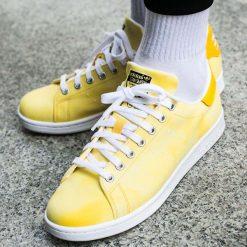 Buty adidas Pharrell Williams Hu Holi Stan Smith (AC7042). Szare halówki męskie marki Adidas, z materiału, Adidas Pharrell Williams. Za 199,99 zł.