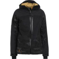 Quiksilver THE CELL Kurtka snowboardowa black. Czarne kurtki narciarskie męskie Quiksilver, l, z bawełny. W wyprzedaży za 1079,20 zł.