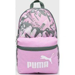 Puma - Plecak. Różowe plecaki męskie Puma. W wyprzedaży za 79,90 zł.