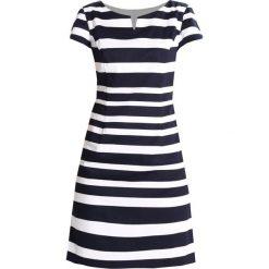 Sukienki hiszpanki: Betty & Co Sukienka letnia dark blue / white