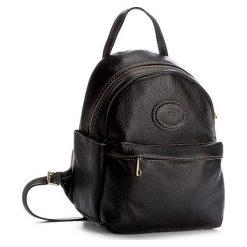 Plecak CREOLE - K10393 Czarny. Czarne plecaki damskie Creole, ze skóry, eleganckie. W wyprzedaży za 189,00 zł.