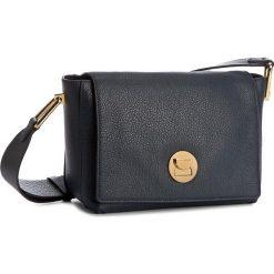 Torebka COCCINELLE - AD0 Liya E1 AD0 12 01 01 Bleu/Noir 726. Brązowe torebki klasyczne damskie marki Coccinelle, ze skóry. W wyprzedaży za 679,00 zł.