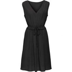 Sukienki: Sukienka bez podszewki bonprix czarny
