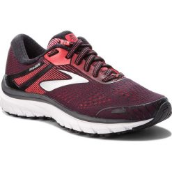 Buty BROOKS - Adrenaline Gts 18 120268 1B 058 Black/Black/Pink. Czerwone buty do biegania damskie Brooks, z materiału. W wyprzedaży za 409,00 zł.