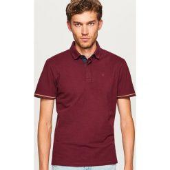 Koszulka polo - Bordowy. Czerwone koszulki polo marki FOUGANZA, m, z bawełny. Za 79,99 zł.