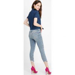 Koszule wiązane damskie: Noisy May Petite NMZOEY WESTERN TIE Koszula light blue
