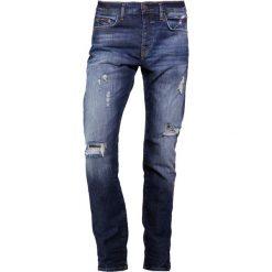 Spodnie męskie: True Religion ROCCO NEW Jeansy Slim Fit cobalt blue denim
