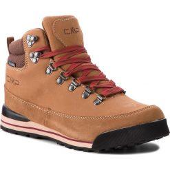 Trekkingi CMP - Heka Wmn Hiking Shoes Wp 3Q49556  Crusca P722. Brązowe buty trekkingowe damskie CMP. W wyprzedaży za 299,00 zł.