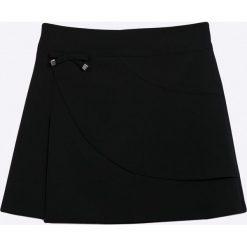 Sly - Spódnica dziecięca 122-152 cm. Czarne minispódniczki marki SLY, s, z acetatu, proste. Za 99,90 zł.
