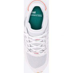 Adidas Originals - Buty Eqt Support RF. Brązowe buty sportowe damskie marki adidas Originals, z bawełny. W wyprzedaży za 399,90 zł.