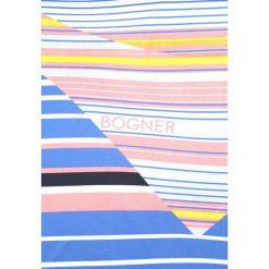 Bogner MALENE Chusta multicoloured. Szare chusty damskie marki Bogner, m, z nadrukiem, z bawełny. W wyprzedaży za 419,60 zł.