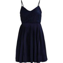 Sukienki hiszpanki: Vero Moda Petite VMLESLEY  Sukienka letnia navy blazer