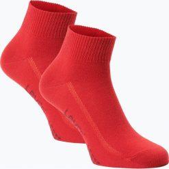 Levi's - Skarpety męskie pakowane po 2 szt., czerwony. Czerwone skarpetki męskie marki Levi's®, z bawełny. Za 49,95 zł.