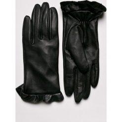 Medicine - Rękawiczki Basic. Czerwone rękawiczki damskie MEDICINE, z materiału. Za 99,90 zł.