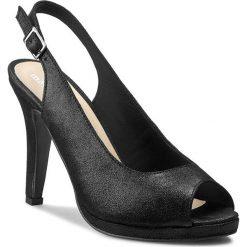Rzymianki damskie: Sandały MATEO – 2480-F39 Czarny