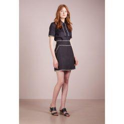 MAX&Co. CARLA Bluzka grey. Szare bluzki damskie marki MAX&Co., ze lnu. W wyprzedaży za 495,20 zł.