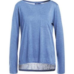 Bluzki damskie: Polo Ralph Lauren Bluzka z długim rękawem shale blue heather