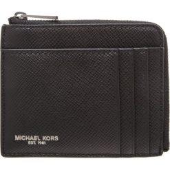 Michael Kors HARRISON Portfel black. Czarne portfele damskie marki Michael Kors. Za 349,00 zł.