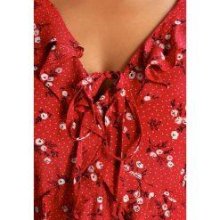 Kombinezony damskie: Miss Selfridge Petite Kombinezon red