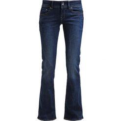 GStar MIDGE SADDLE MID BOOTLEG  Jeansy Bootcut neutro stretch denim. Niebieskie jeansy damskie bootcut marki bonprix. Za 459,00 zł.
