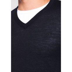 Tiger of Sweden RAEL  Sweter light ink. Brązowe swetry klasyczne męskie marki Tiger of Sweden, m, z wełny. Za 459,00 zł.