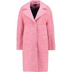 Płaszcze damskie pastelowe: Topshop BOUCLE PRINCESS Płaszcz wełniany /Płaszcz klasyczny pink