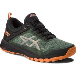 Buty ASICS - Gecko Xt T826N Cedar Green/Black 300. Zielone buty do biegania męskie Asics, z gumy. W wyprzedaży za 359,00 zł.