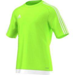 Adidas Koszulka piłkarska męska Estro 15 zielony-biała r. L (S16161). Białe koszulki do piłki nożnej męskie marki Adidas, l. Za 42,00 zł.