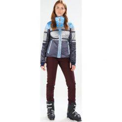CMP Kurtka snowboardowa navy. Niebieskie kurtki damskie narciarskie CMP, z materiału. W wyprzedaży za 751,20 zł.