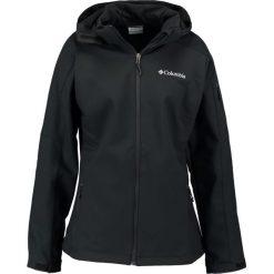 Columbia CASCADE RIDGE Kurtka Softshell black. Czarne kurtki sportowe damskie marki Columbia, l, z materiału. W wyprzedaży za 319,20 zł.