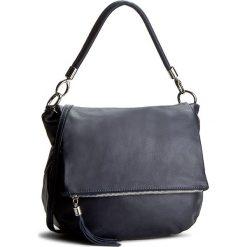 Torebka CREOLE - K10281 Granat. Niebieskie torebki klasyczne damskie Creole, ze skóry, duże. W wyprzedaży za 259,00 zł.