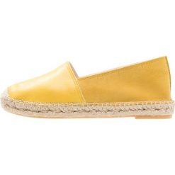 Espadryle damskie: KIOMI Espadryle yellow