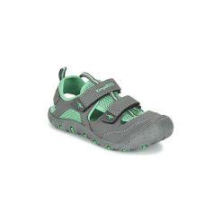Sandały sportowe Dziecko  Kangaroos  KANGASPEED X5. Niebieskie buty sportowe chłopięce marki KangaROOS. Za 119,20 zł.
