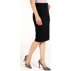 Spódniczki ołówkowe: Spódnica - 10-5319 NERO