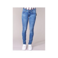 Jeansy skinny G-Star Raw  MIDGE CODY. Czerwone jeansy damskie skinny marki G-Star RAW, l, z bawełny. Za 495,20 zł.