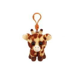 Maskotka-zawieszka TY INC Beanie Babies Peaches żyrafa. Szare przytulanki i maskotki marki TY INC. Za 14,99 zł.