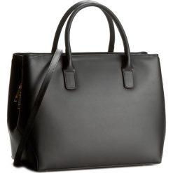 Torebka CREOLE - K10213  Czarny. Czarne torebki klasyczne damskie Creole, ze skóry. W wyprzedaży za 269,00 zł.