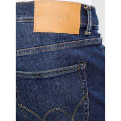 Edwin ED80 SLIM TAPERED Jeansy Zwężane blast wash. Niebieskie rurki męskie Edwin. Za 519,00 zł.
