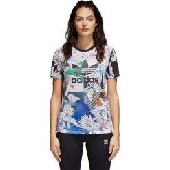 Adidas Koszulka damska Treofil Passinho multikolor r. 38 (CY7370). Szare bluzki damskie Adidas. Za 151,82 zł.